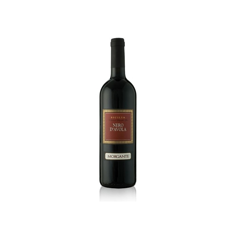 Morgante Nero d'Avola Sicilia DOC 2016