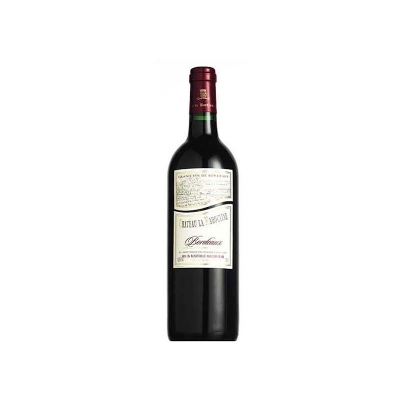 Château la Maroutine Bordeaux AOC Rosso