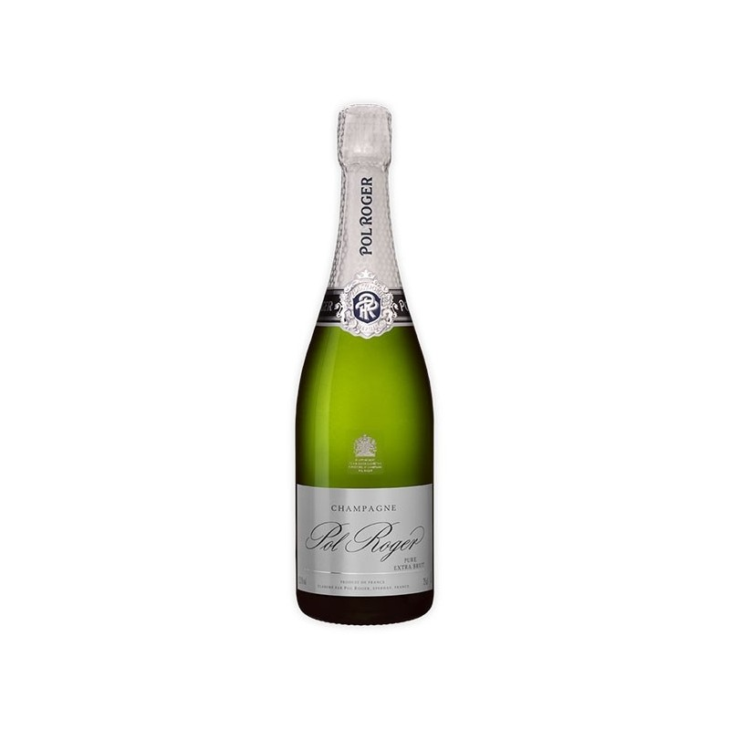 Pol Roger Pure Champagne  Extra Brut
