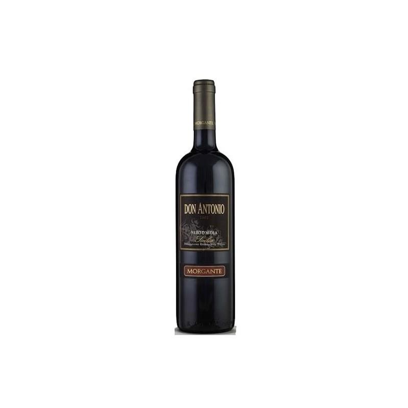 Morgante Verticale 6 Bottiglie 1998-2003 Don Antonio Nero dAvola Sicilia IGT
