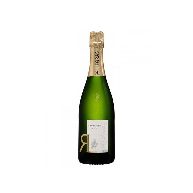 R&L Legras Champagne Blanc de Blanc Grand Cru Brut
