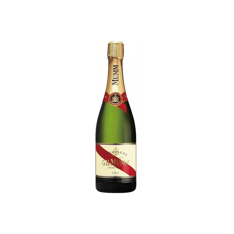 G.H. Mumm Champagne Cordon Rouge Brut