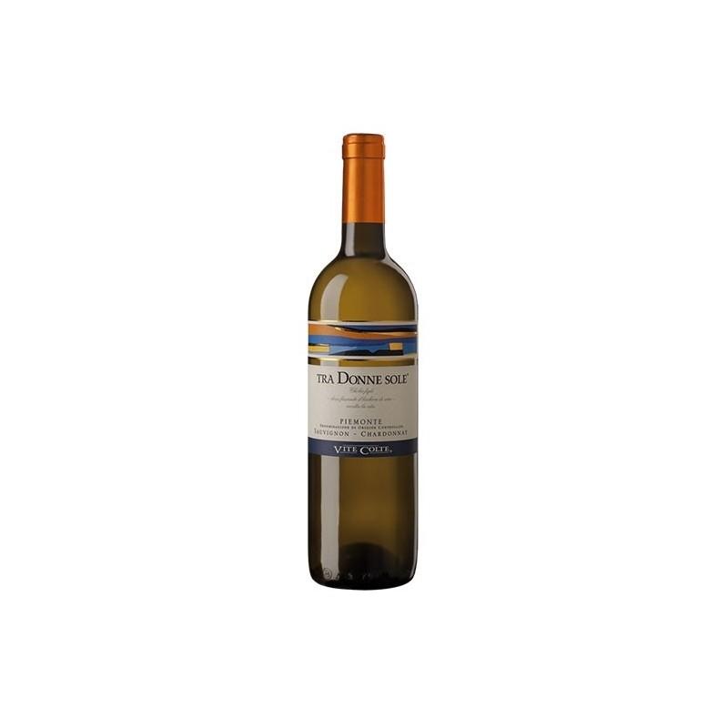 Vite Colte Tra Donne Sole Piemonte Sauvignon Chardonnay  DOC