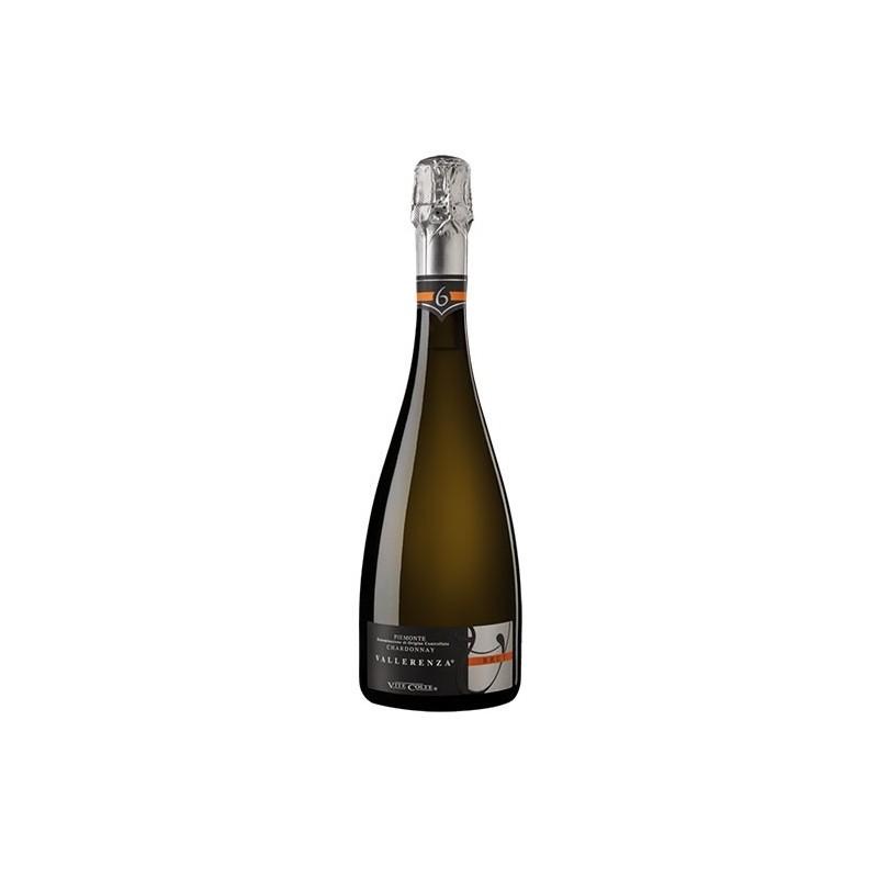 Vite Colte Vallerenza Piemonte Chardonnay DOC Brut