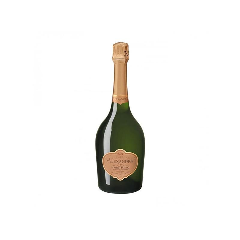 Laurent Perrier Alexandra Champagne Brut Rosé Grand Cuvée 2004 Astucciato
