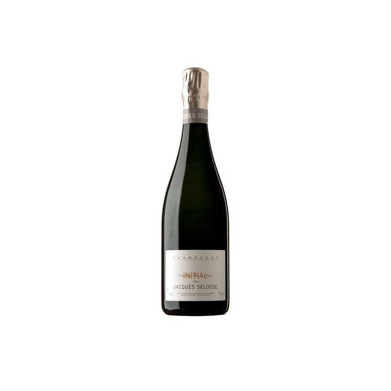Jaques Selosse  Champagne Brut Initial Blanc de Blanc