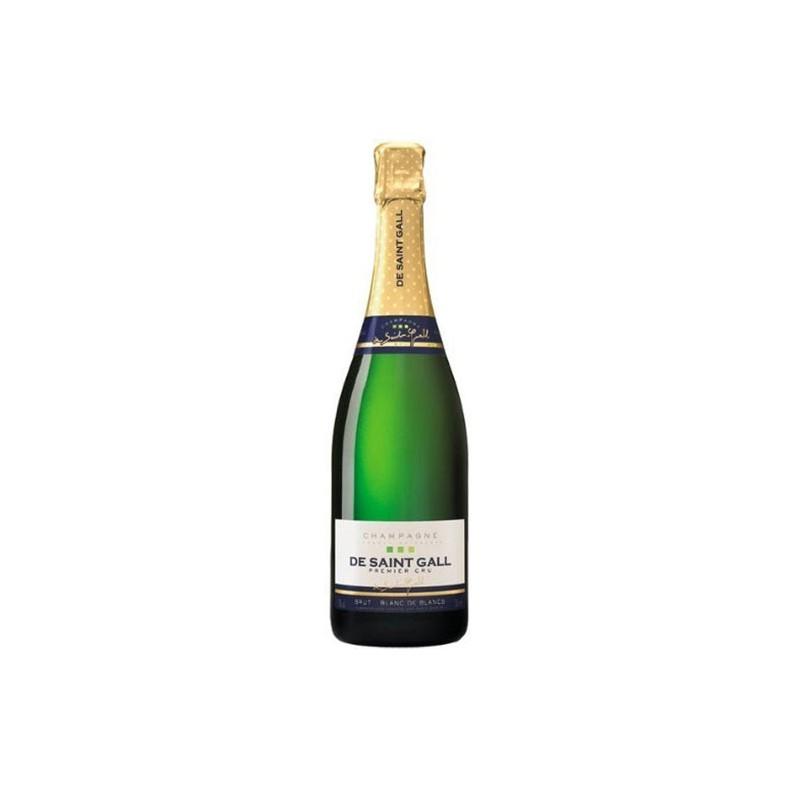 De Saint Gall Champagne Brut Tradition Premier Cru