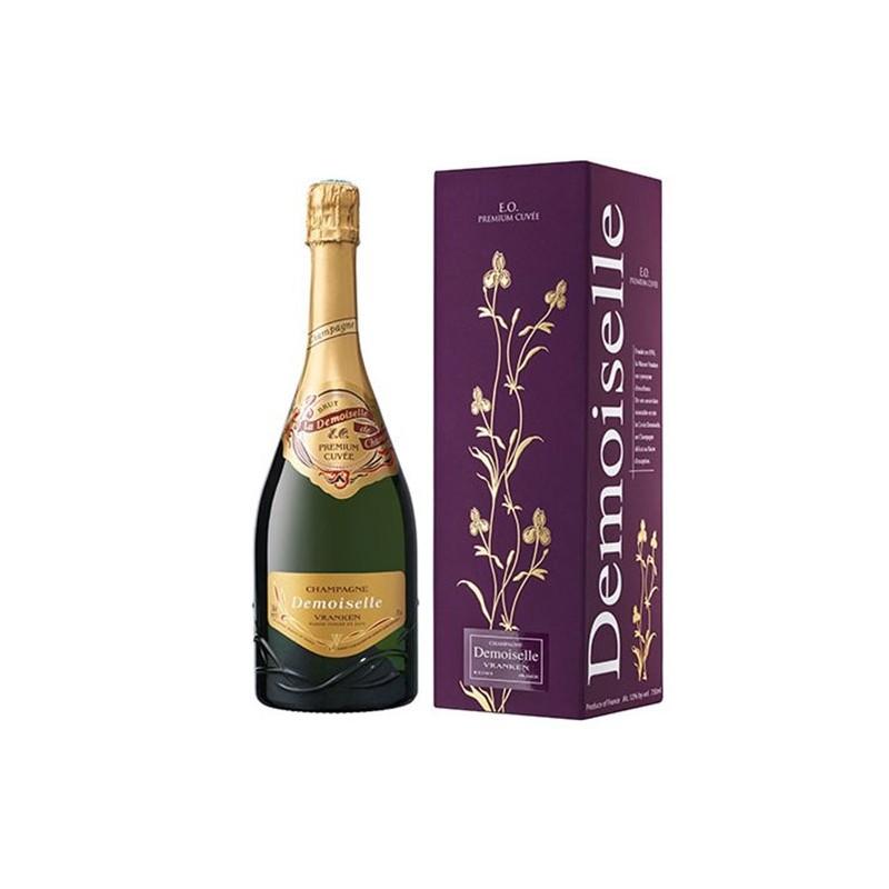Vranken Demoiselle Champagne Brut Tete de Cuvee