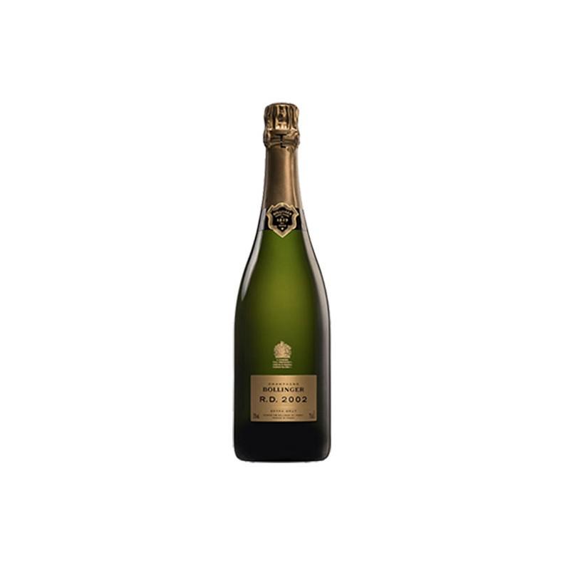 Bollinger Champagne R.D. 2002