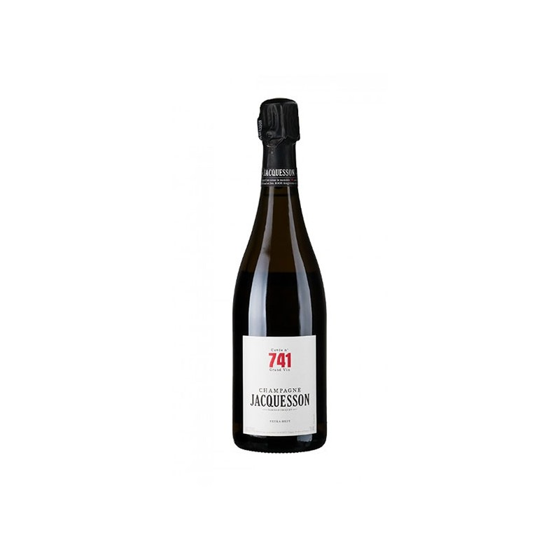 Jacquesson Champagne Cuvee 741 Extra Brut