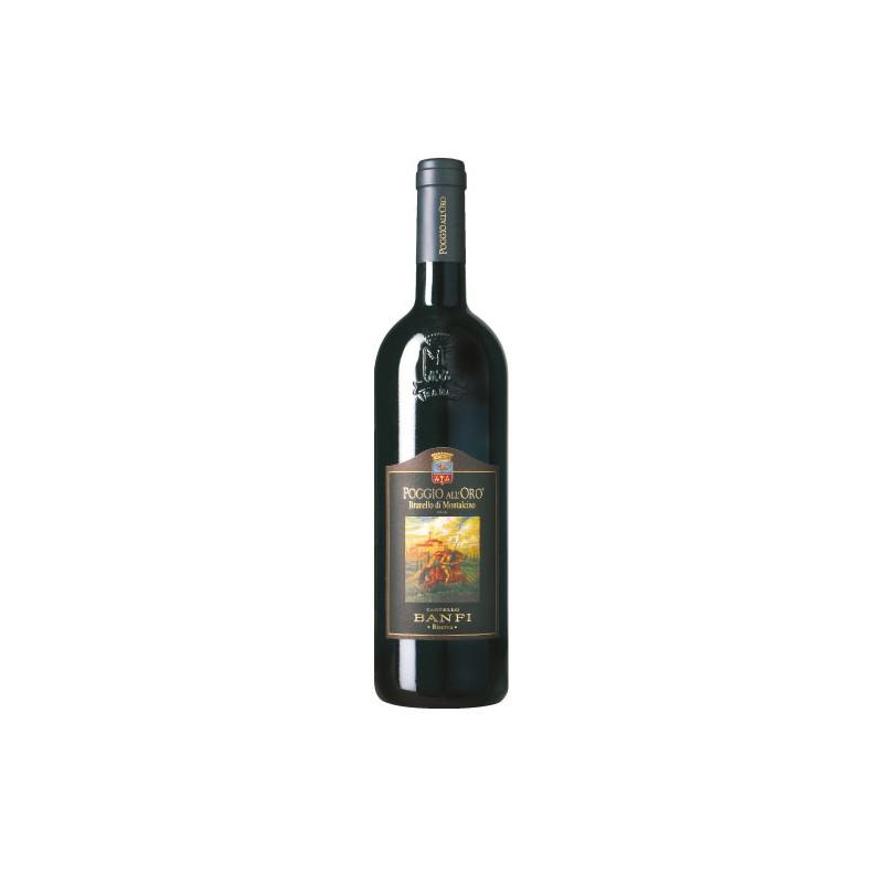 Banfi Poggio allOro Brunello di Montalcino DOCG 2004