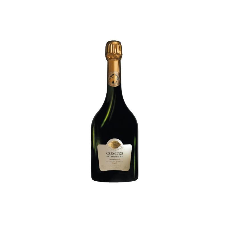Taittinger Champagne Comtes de Champagne Blanc de Blanc Brut