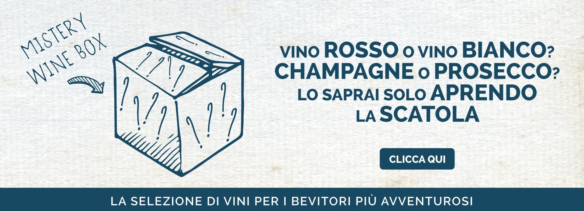 Enoteca Mandolese Wine Mistery Box